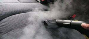 čištění sedaček aut